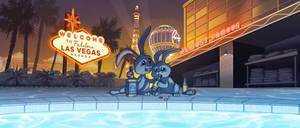 Vegas Bunnies - 'Almost Famous'