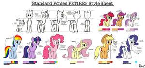 Standard Ponies Petirep Style Sheet