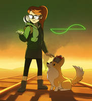 <b>Infinity Train</b><br><i>petirep</i>
