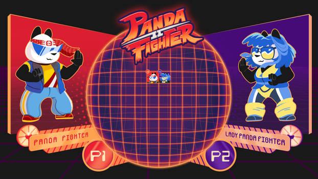 Funky Panda Youtube Art - November 2020