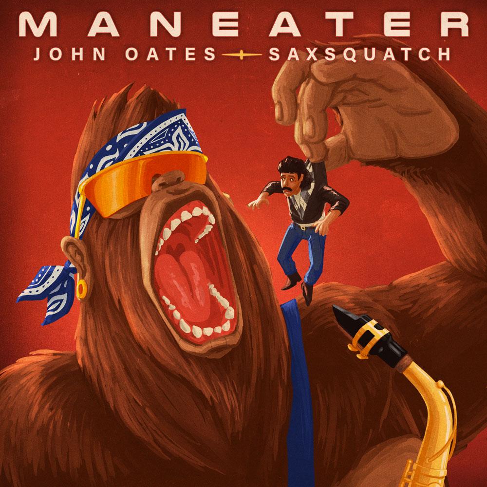 Saxsquatch: Maneater