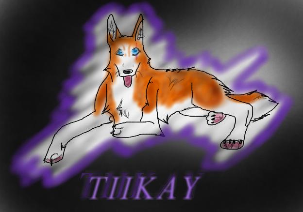 Tiikay art trade. by xPsycho-Tala