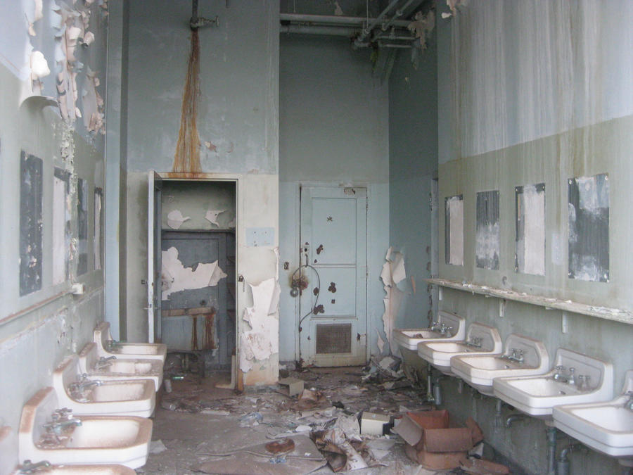 Old Bathroom Warehouse by WailHeart. Old Bathroom Warehouse by WailHeart on DeviantArt