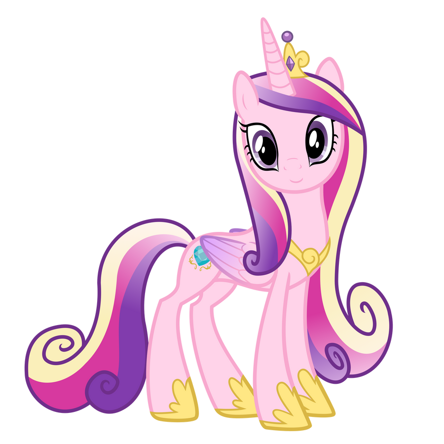Princess cadance by dragonzxva on deviantart