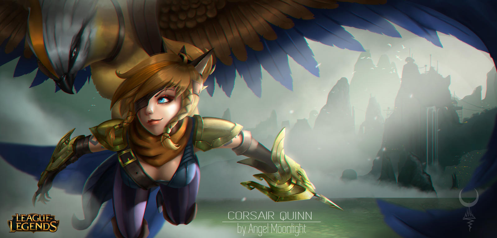 quinn league of legends - photo #15