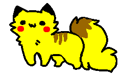 Pikachu Cat Adoptable!!! OPEN by DragoniteMessenger