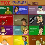 TDI Pickup lines
