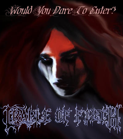 cradle of filth. Cradle Of Filth club as an