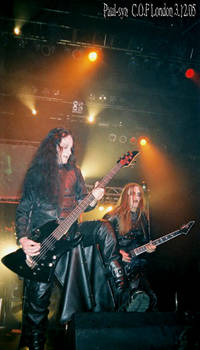 Cradle of Filth LIVE 2
