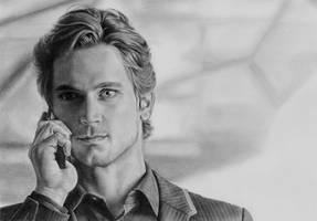 Neal Caffrey by bloofeesh