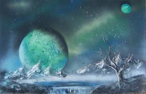 Spray paint art by ab-lynx