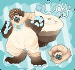 Cody Ref - MYO Cinnadog