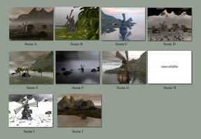 all scenes by alptraum