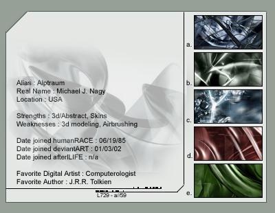 alptraum's Profile Picture