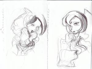 Manga Characters 1
