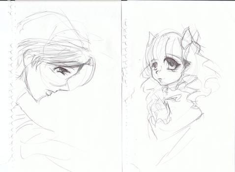 Manga Characters 2