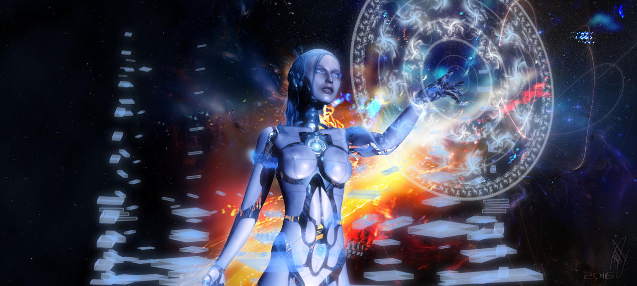 Artificial Alchemy by LadySythe