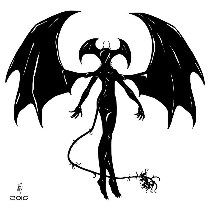 Devilman Lady by LadySythe