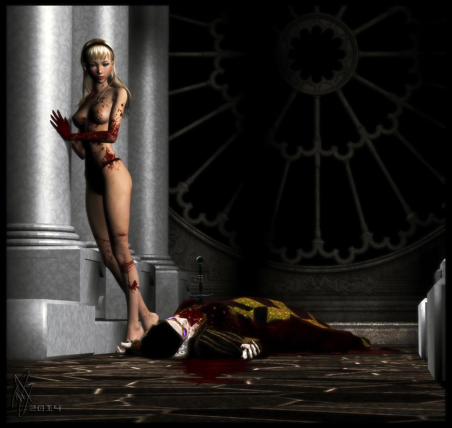BloodyWonderland by LadySythe