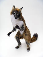 Reynard the Fox Room Guardian by AnyaBoz