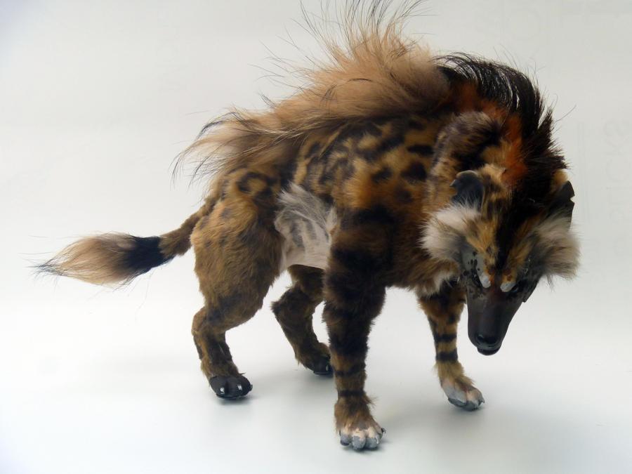 Wakali The Hyena Room Guardian by AnyaBoz