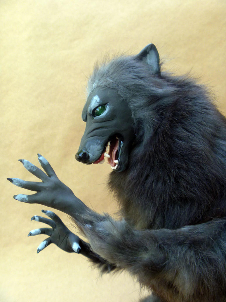 how to make werewolf arms