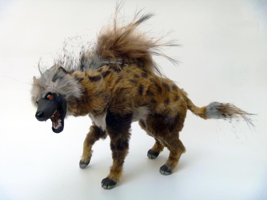 Hyena Room Guardian by AnyaBoz