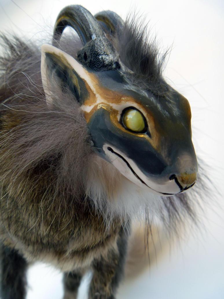 Cat Dragon Room Guardian Face By Anyaboz On Deviantart