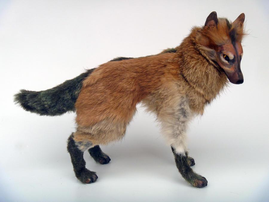 Kiara the Werewolf Room Guardian by AnyaBoz