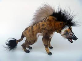 Hari the Hyena Room Guardian by AnyaBoz