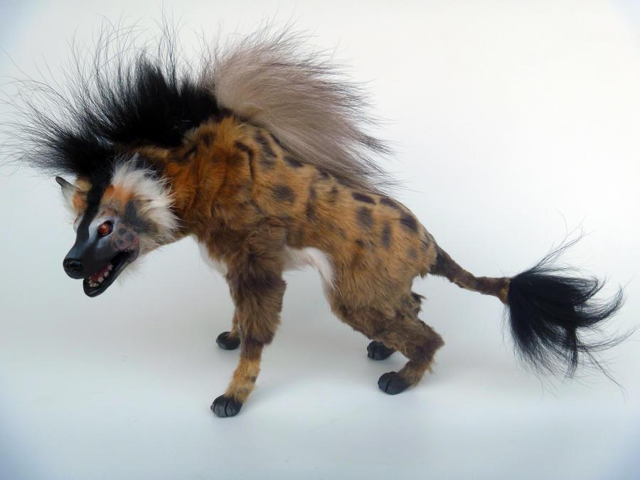 Hari the Hyena Room Guardian 2 by AnyaBoz