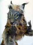 Faramund the Lynx Room Guardian
