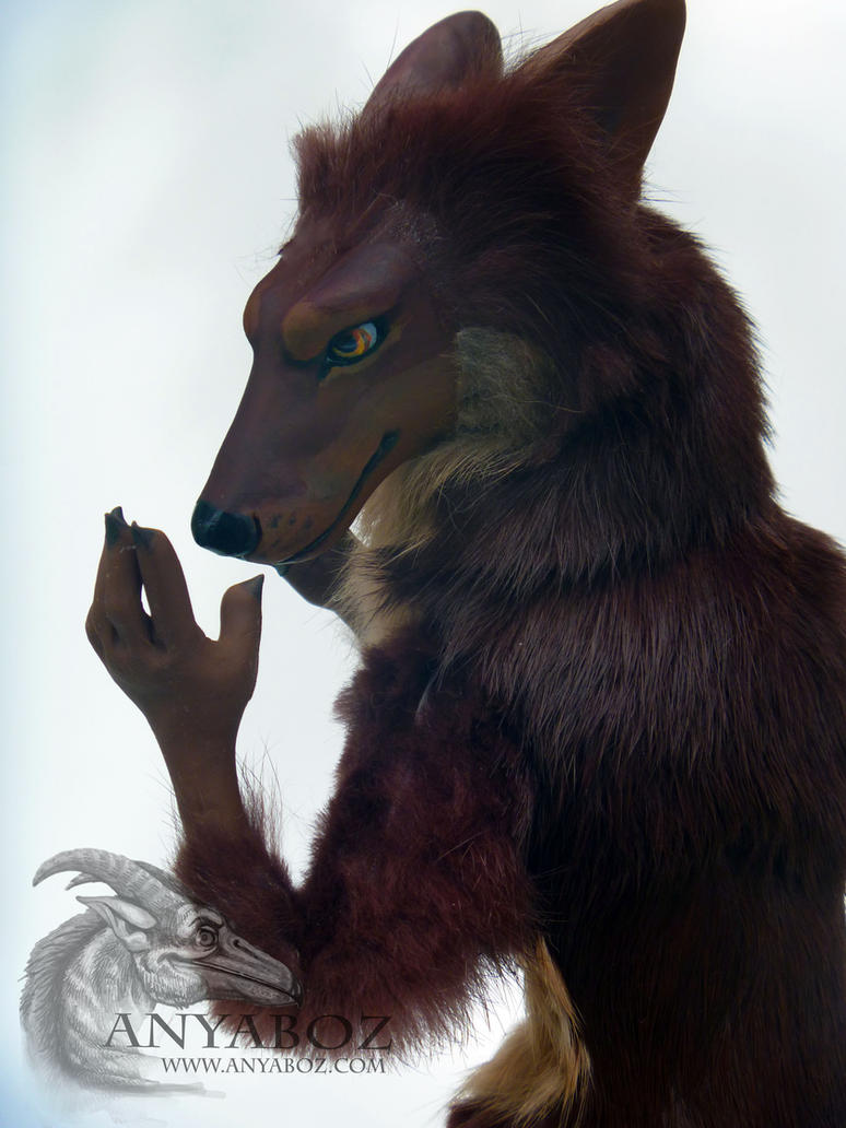 Dacke The Werewolf Room Guardian By Anyaboz On Deviantart