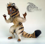 Hu Lin the Tiger Room Guardian