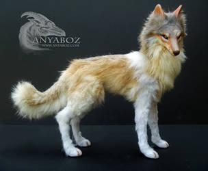 Nicodemus the Wolf Room Guardian by AnyaBoz