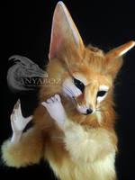 Fennec Fox Room Guardian by AnyaBoz