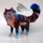 Chess the Cheshire Cat Room Guardian