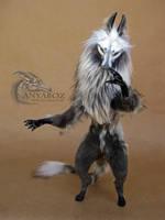 Silver Morgul Wolf Room Guardian