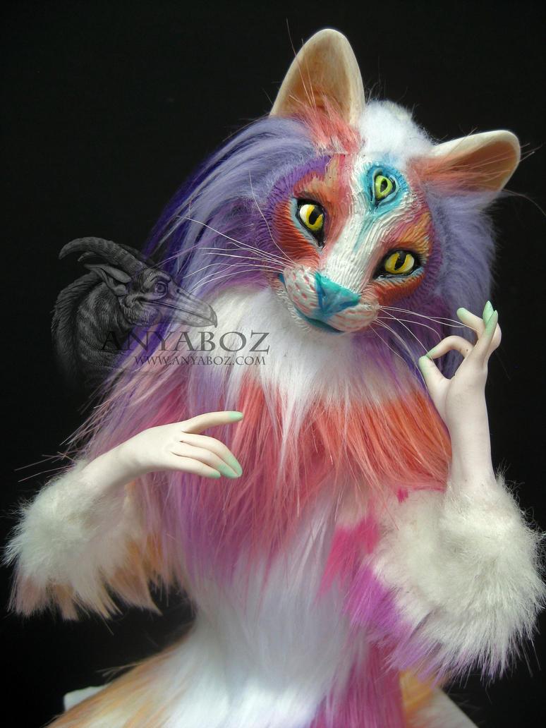 Atlas The Cat Room Guardian By Anyaboz On Deviantart