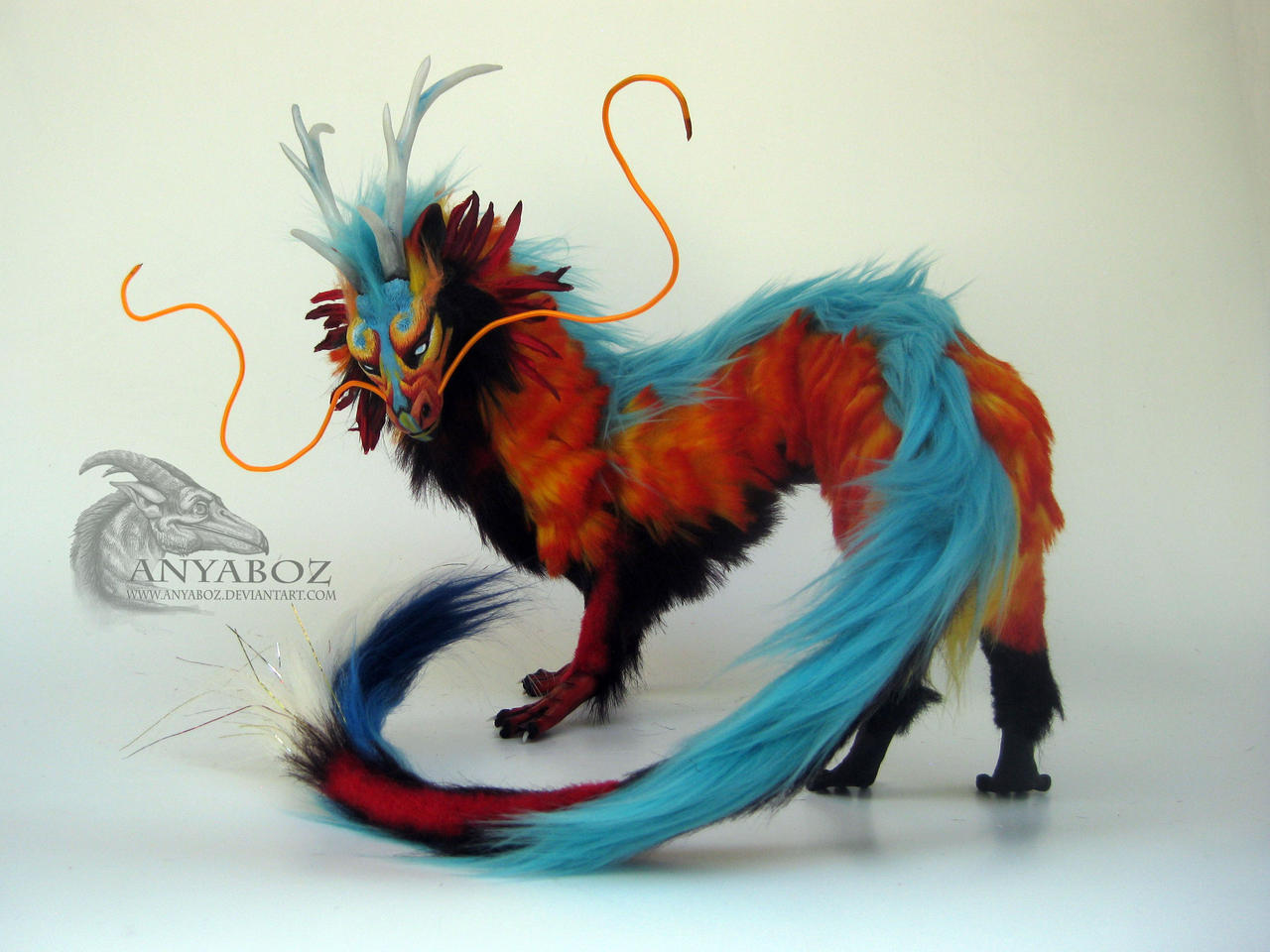 Majestic koi dragon room guardian by anyaboz on deviantart for Dragon koi for sale