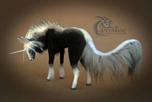 Yukonian Unicorn Room Guardian