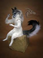 Juniper Fox Room Guardian by AnyaBoz