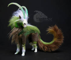 The Ghost of the Mire Room Guardian (FOR AUCTION) by AnyaBoz