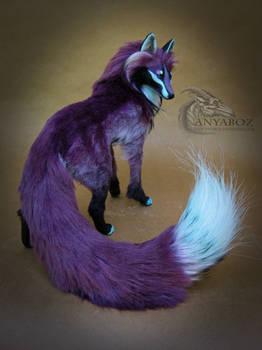 Orchid Fox Room Guardian