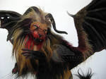 Malicious Manticore Room Guardian FOR AUCTION