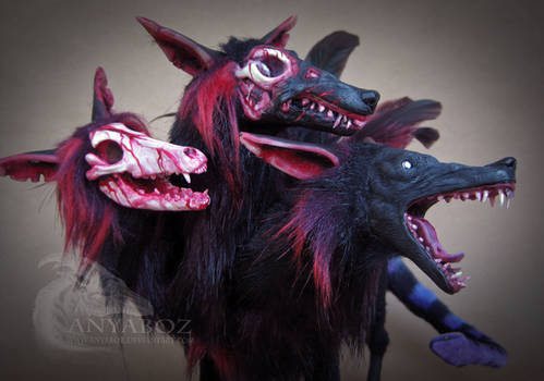 Cerberus Room Guardian FOR AUCTION