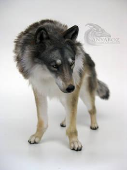 Grey Wolf Room Guardian