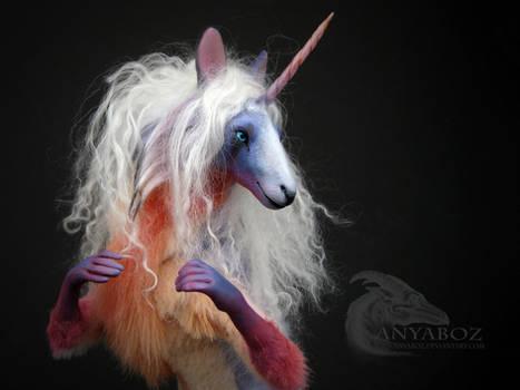 Unicorn of the Sunset Room Guardian