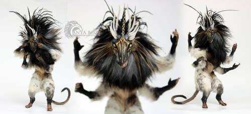 The Rat King Room Guardian