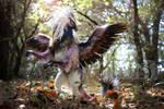 The Vulture God Room Guardian